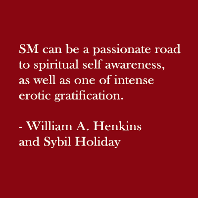 William Henkins Quote on SM