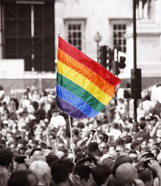 LGBTQIA alchemy of eros